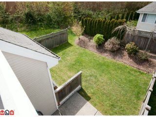 "Photo 10: 67 13918 58TH Avenue in Surrey: Panorama Ridge Townhouse for sale in ""ALDER PARK"" : MLS®# F1009963"