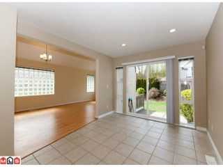 "Photo 4: 67 13918 58TH Avenue in Surrey: Panorama Ridge Townhouse for sale in ""ALDER PARK"" : MLS®# F1009963"