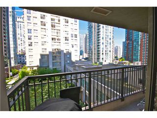 "Photo 10: 605 989 RICHARDS Street in Vancouver: Downtown VW Condo for sale in ""THE MONDRIAN"" (Vancouver West)  : MLS®# V833931"