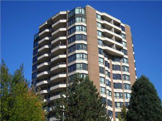 Photo 1: 603 6152 KATHLEEN Avenue in Burnaby: Metrotown Condo for sale (Burnaby South)  : MLS®# V853510