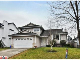 Main Photo: 9465 161ST Street in Surrey: Fleetwood Tynehead House for sale : MLS®# F1026531