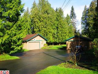 Photo 1: 13353 WOODCREST DR in Surrey: House for sale (Canada)  : MLS®# F1000536