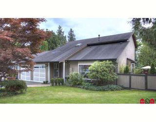 Main Photo: 5795 ANGUS Place in Surrey: Cloverdale BC House for sale (Cloverdale)  : MLS®# F2826041