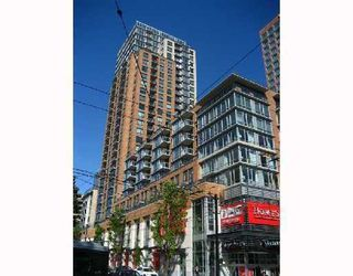 "Photo 1: 2408 788 RICHARDS Street in Vancouver: Downtown VW Condo for sale in ""L'HERMITAGE"" (Vancouver West)  : MLS®# V737305"