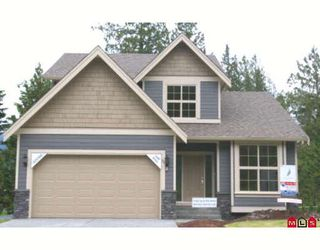 "Photo 1: 38 14550 MORRIS VALLEY Road in Mission: Mission BC House for sale in ""RIVER REACH ESTATES"" : MLS®# F2829695"