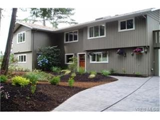 Photo 1:  in VICTORIA: SW Prospect Lake Single Family Detached for sale (Saanich West)  : MLS®# 438847