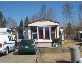 "Photo 1: 82 1000 INVERNESS Drive in Prince_George: Aberdeen Manufactured Home for sale in ""ABERDEEN"" (PG City North (Zone 73))  : MLS®# N191469"