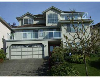 "Photo 1: 1120 FLETCHER Way in Port_Coquitlam: Citadel PQ House for sale in ""CITADEL"" (Port Coquitlam)  : MLS®# V764447"