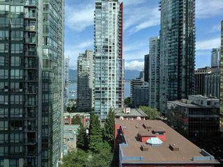 "Photo 4: 1203 1200 W GEORGIA Street in Vancouver: West End VW Condo for sale in ""RESIDENCES ON GEORGIA"" (Vancouver West)  : MLS®# R2398739"