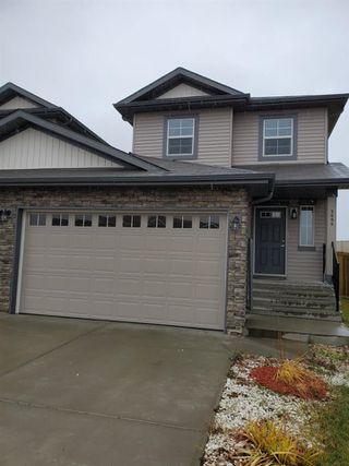 Photo 1: 3606 9 Street in Edmonton: Zone 30 House Half Duplex for sale : MLS®# E4178204
