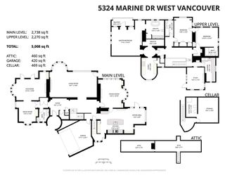 Photo 20: 5324 MARINE Drive in West Vancouver: Caulfeild House for sale : MLS®# R2432887