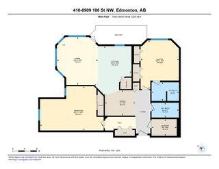 Photo 18: 410 8909 100 Street in Edmonton: Zone 15 Condo for sale : MLS®# E4199281