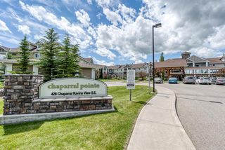 Main Photo: 229 428 CHAPARRAL RAVINE View SE in Calgary: Chaparral Apartment for sale : MLS®# A1011278