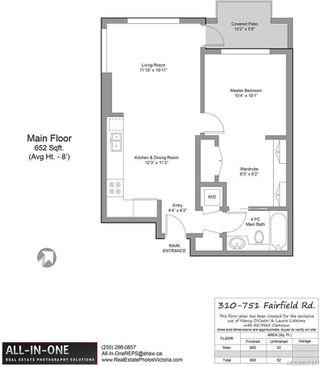Photo 26: 310 751 Fairfield Rd in Victoria: Vi Downtown Condo for sale : MLS®# 837477