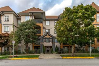 "Photo 1: 210 12207 224 Street in Maple Ridge: West Central Condo for sale in ""THE EVERGREEN"" : MLS®# R2508410"