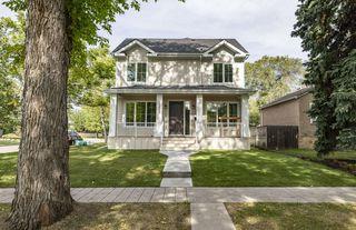 Main Photo: 10988 74 Avenue in Edmonton: Zone 15 House Half Duplex for sale : MLS®# E4220615