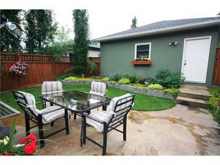 Photo 20: 2603 6 Avenue NW in CALGARY: West Hillhurst Residential Detached Single Family for sale (Calgary)  : MLS®# C3425352