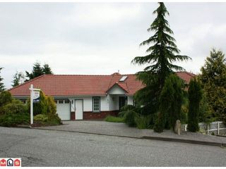 Photo 1: 2591 ZURICH Drive in Abbotsford: Abbotsford East House for sale : MLS®# F1017326