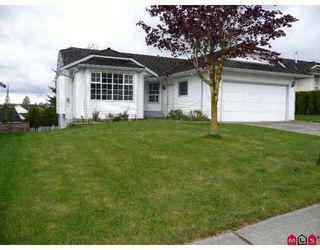 Photo 1: 3325 PONDEROSA Street in Abbotsford: Abbotsford West House for sale : MLS®# F2909759