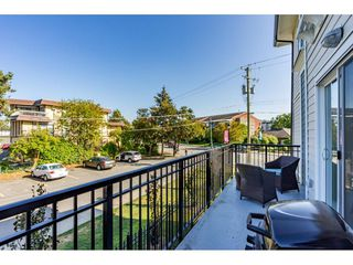 Photo 19: 21 20723 FRASER Highway in Langley: Langley City Townhouse for sale : MLS®# R2398005