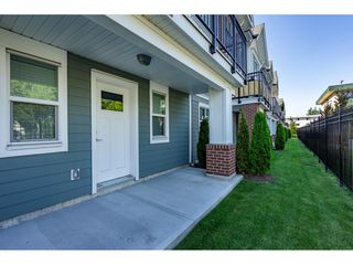Photo 18: 21 20723 FRASER Highway in Langley: Langley City Townhouse for sale : MLS®# R2398005