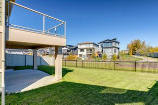 Photo 44: 100 Rybury Court: Sherwood Park House Half Duplex for sale : MLS®# E4182332