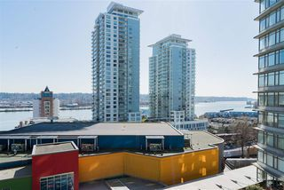 """Photo 12: 1510 892 CARNARVON Street in New Westminster: Downtown NW Condo for sale in """"Azurell"""" : MLS®# R2446533"""