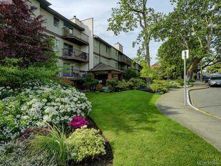 Photo 1: 303 1655 Begbie St in VICTORIA: Vi Fernwood Condo for sale (Victoria)  : MLS®# 839169