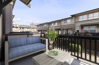 """Photo 6: 113 100 KLAHANIE Drive in Port Moody: Port Moody Centre Townhouse for sale in """"Indigo"""" : MLS®# R2459729"""