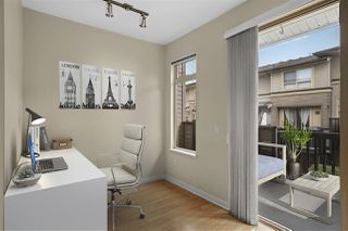 """Photo 5: 113 100 KLAHANIE Drive in Port Moody: Port Moody Centre Townhouse for sale in """"Indigo"""" : MLS®# R2459729"""