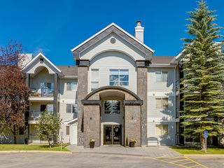Main Photo: 108 2022 CANYON MEADOWS Drive SE in Calgary: Queensland Apartment for sale : MLS®# A1013430