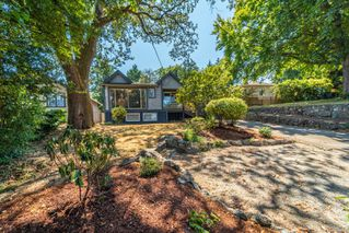 Photo 1: 613 Kent Rd in : SW Tillicum Single Family Detached for sale (Saanich West)  : MLS®# 850615