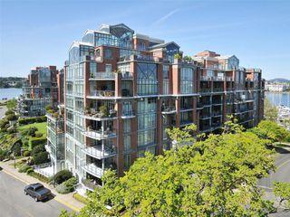 Photo 2: 727 21 Dallas Rd in : Vi James Bay Condo for sale (Victoria)  : MLS®# 857987