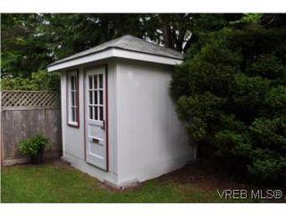Photo 20: 828 Hampshire Rd in VICTORIA: OB South Oak Bay House for sale (Oak Bay)  : MLS®# 544308