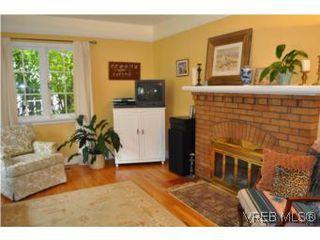 Photo 3: 828 Hampshire Rd in VICTORIA: OB South Oak Bay House for sale (Oak Bay)  : MLS®# 544308