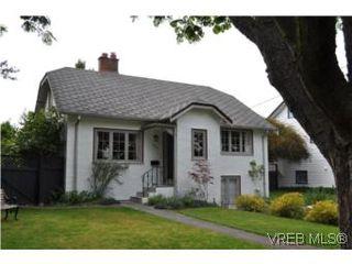Photo 2: 828 Hampshire Rd in VICTORIA: OB South Oak Bay House for sale (Oak Bay)  : MLS®# 544308