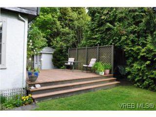 Photo 14: 828 Hampshire Rd in VICTORIA: OB South Oak Bay House for sale (Oak Bay)  : MLS®# 544308