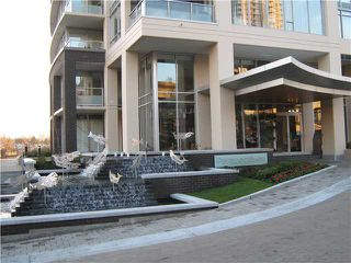 """Photo 5: 2302 2133 DOUGLAS Road in Burnaby: Brentwood Park Condo for sale in """"PERSPECTIVES"""" (Burnaby North)  : MLS®# V864191"""