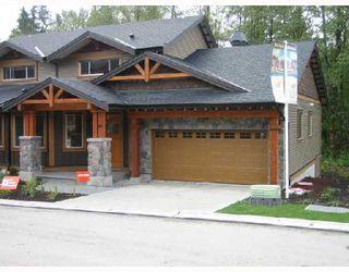 "Main Photo: 49 24185 106B Avenue in Maple_Ridge: Albion House 1/2 Duplex for sale in ""TRAILS EDGE"" (Maple Ridge)  : MLS®# V739483"