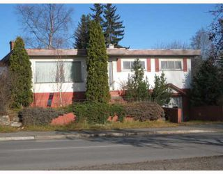 """Photo 1: 2510 15TH Avenue in Prince_George: Central House for sale in """"CENTRAL"""" (PG City Central (Zone 72))  : MLS®# N188017"""