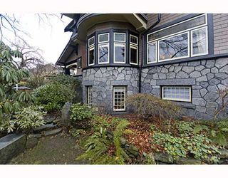 Photo 2: 1711 DUNBAR Street in Vancouver: Kitsilano House for sale (Vancouver West)  : MLS®# V754763