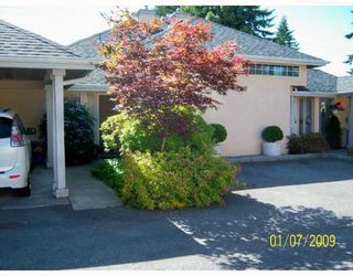 "Photo 1: 23 11950 LAITY Street in Maple_Ridge: West Central Townhouse for sale in ""THE MAPLES"" (Maple Ridge)  : MLS®# V773748"