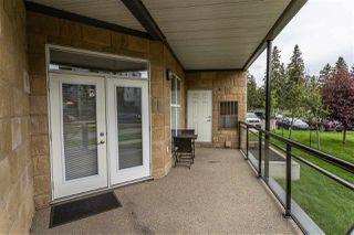 Photo 4: 124 10531 117 Street in Edmonton: Zone 08 Condo for sale : MLS®# E4167098