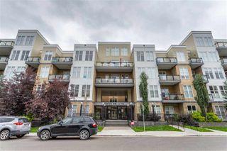 Photo 2: 124 10531 117 Street in Edmonton: Zone 08 Condo for sale : MLS®# E4167098