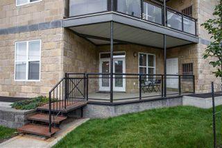 Photo 3: 124 10531 117 Street in Edmonton: Zone 08 Condo for sale : MLS®# E4167098