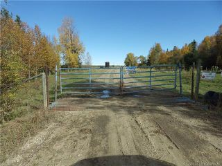 Photo 1: on Range Road 42 in Rural Ponoka County: Agri-Business for sale : MLS®# CA0180658