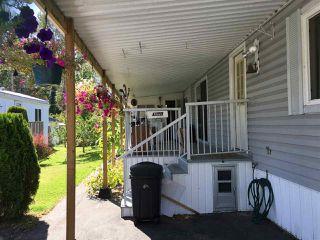 """Photo 2: 75 46484 CHILLIWACK LAKE Road in Sardis: Chilliwack River Valley Manufactured Home for sale in """"Chilliwack River Estates"""" : MLS®# R2435413"""