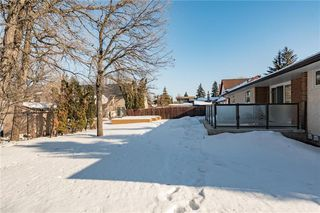 Photo 25: 78 Algonquin Avenue in Winnipeg: Algonquin Park Residential for sale (3G)  : MLS®# 202005039