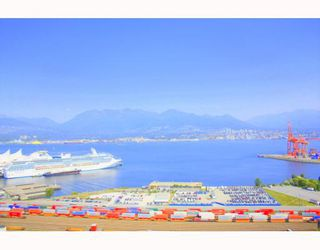 """Photo 8: 2902 128 W CORDOVA Street in Vancouver: Downtown VW Condo for sale in """"WOODWARDS W 43"""" (Vancouver West)  : MLS®# V784693"""