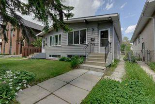 Photo 1: 8918 83 Avenue in Edmonton: Zone 18 House Half Duplex for sale : MLS®# E4213413